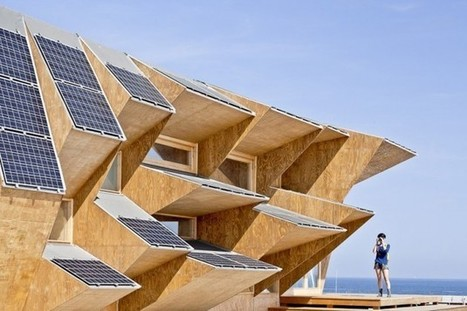 Institute for Advanced Architecture of Catalonia: Endesa Pavilion | sustainable architecture | Scoop.it