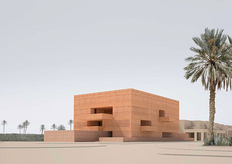 The Marrakech Museum for Photography and Visual Arts | Arts & luxury in Marrakech | Scoop.it