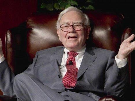 6 Hustles Warren Buffett Used To Make $53,000 By Age 16 | An Eye on New Media | Scoop.it