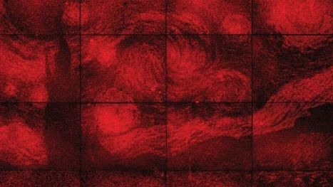 Here's Van Gogh'sStarry NightRecreated with 'DNA Origami' | Innovations in Healthcare | Scoop.it