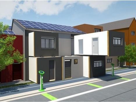 A quoi ressemblera la maison de demain ? | Aménagement des espaces de vie | Scoop.it