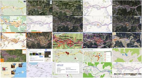 Los 25 tipos de mapas en Internet | | Geografía del mundo | Scoop.it