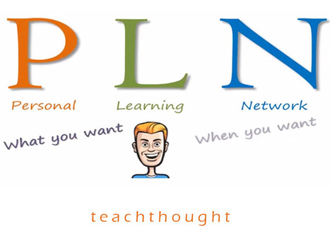 What Is A Personal Learning Network? - TeachThought | Teaching ESL and Learning | Scoop.it