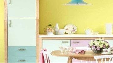 Les couleurs pastel ont rendez-vous avec la déco | Immobilier | Scoop.it