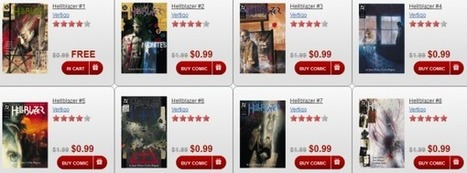 DC Puts All Three Hundred Copies Of Hellblazer On ComiXology For 99 Cents Each. First Issue Free. | Comic Books | Scoop.it