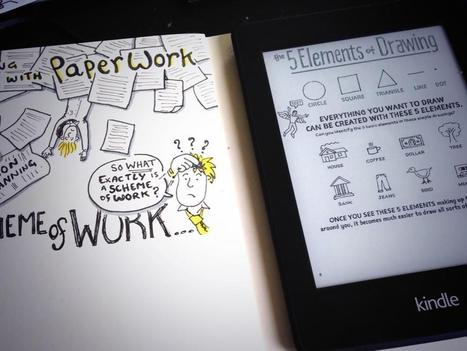 Mr Wright on Twitter: Always turn to @rohdesign book(s) to re-inspire when #sketchnoting Latest projects taking shape #ukedchat #NQTchat http://t.co/JZyV4dvp7I | SKETCHNOTING | Scoop.it