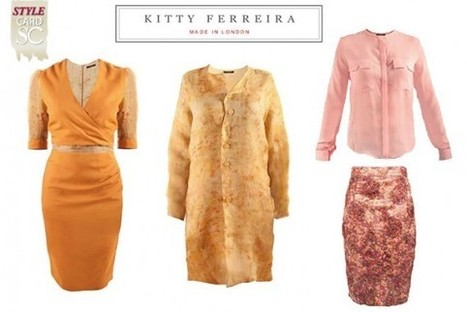 Kitty Ferreira | StyleCard | StyleCard Fashion | Scoop.it