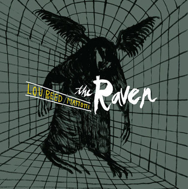 Fantagraphics Books | Comics and Graphic Novels - First Look: The Raven by Lou Reed & Lorenzo Mattotti | Books, books and books | Scoop.it