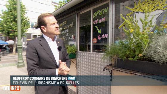 Bruxelles veut mettre l'image un peu brol des fritkots à la poubelle: un concours est lancé pour créer un seul modèle iconique