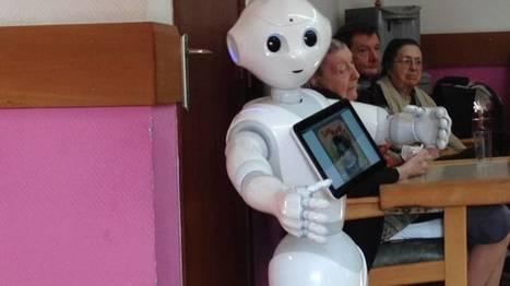 Tertre: Zora le robot au service des personnes âgées | Remembering tomorrow | Scoop.it