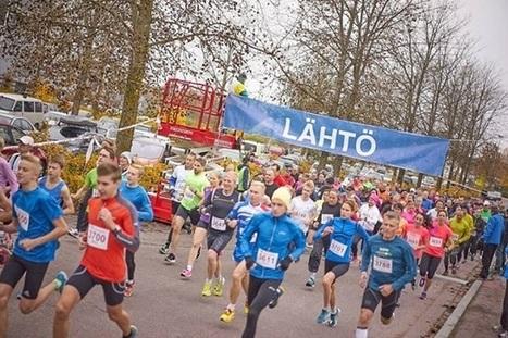 Vantaa Marathon 2015 in October | Running Information | Scoop.it