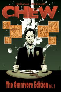 John Layman mordu de Tony Chu | Comics France | Scoop.it