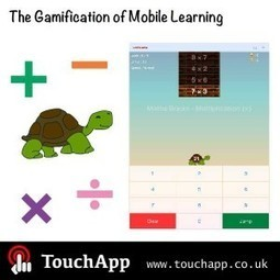 The Gamification of Mobile Learning   Get Apps, Get Inspired ...   Apprendre autrement   Scoop.it