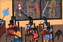 Jacob Lawrence: Exploring Stories | ESL- EFL and Art | Scoop.it