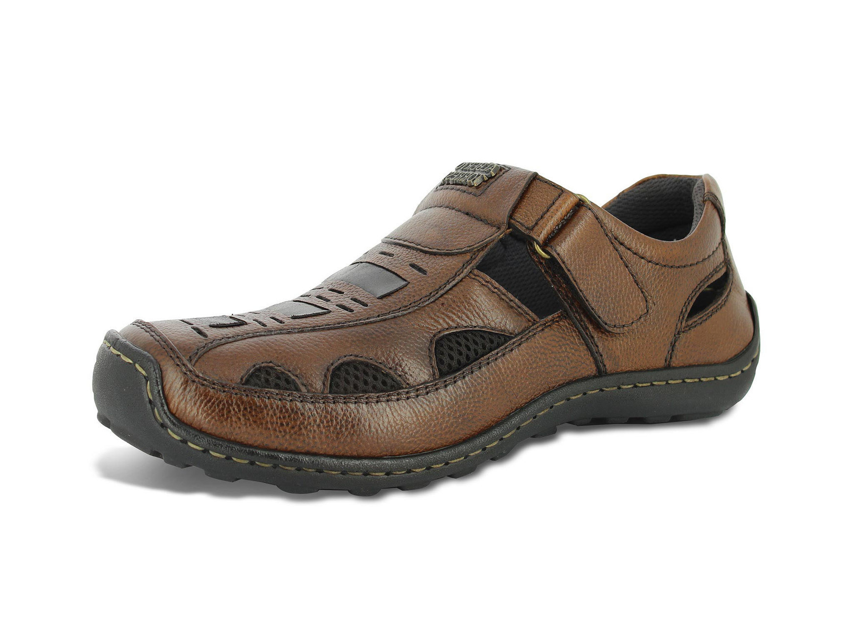 76f2b1a16f4cd Alberto Torresi Antonio Brown Sandals for Men