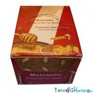 Box 24 pieces, melekouni energy snack 30 gr   TRAVEL Guide2Rhodes Daily NEWS   Scoop.it