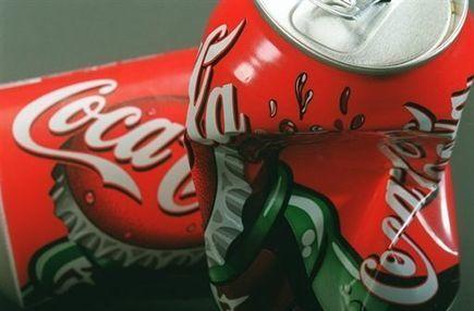 COCA-COLÈRE – Mécontent d'un documentaire, Coca aurait sucré sa pub à France Télé   Revue des médias   Scoop.it