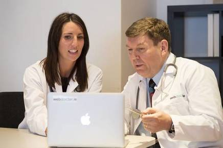 Remote medicine startup Webdoctor raises €750000, part-funded by EI - Irish Independent   Doing business in Ireland   Scoop.it
