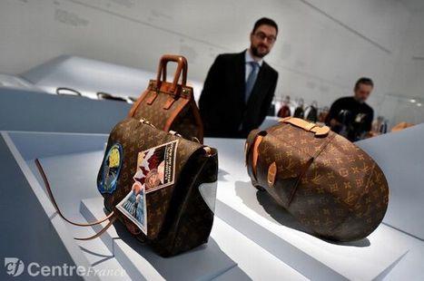 Économie - Louis Vuitton fête cent ans de maroquinerie à Issoudun 69ad4ea54e6