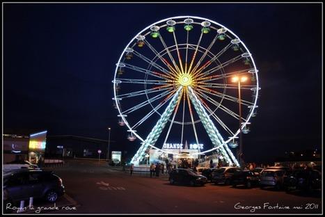 la grande roue de Royan | Bienvenue dans l'estuaire de la Gironde | Scoop.it