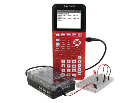 TI Innovator Hub Connects MSP432 LaunchPad Board to TI Graphing Calculators | Embedded Systems News | Scoop.it