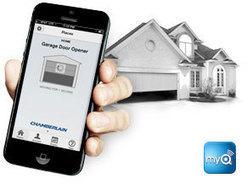 Chamberlain Myq Garage With Ios App Sm