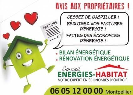 Energies habitat conseil r alise votre b for Bilan thermique chambre froide gratuit