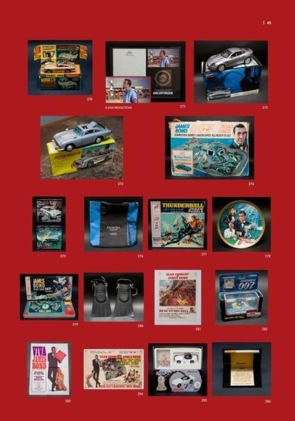 1960-1980 Génération Cinéma : Preview de 3 pages du catalogue...exclu par benoit Ramognino ! | Vente aux encheres: Mobilier design et Pop culture | Scoop.it