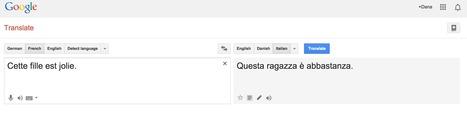 L'Anglais comme langue pivot ou l'impérialisme linguistique caché de Google Translate | Web Marketing Random | Scoop.it