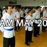 Kung Fu Montreal Belt Exam May 2014