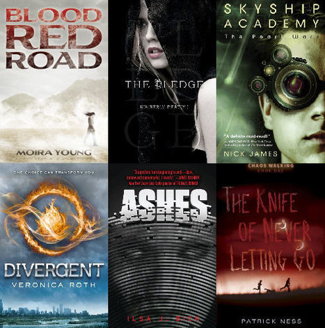 Hunger Games Holidays: Dystopian books to buy for 'The Hunger Games' fans | Brink Library Links | Scoop.it
