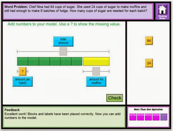 Math Coach's Corner: iPad Apps for Model Drawing | Wicked Good Technology | Scoop.it