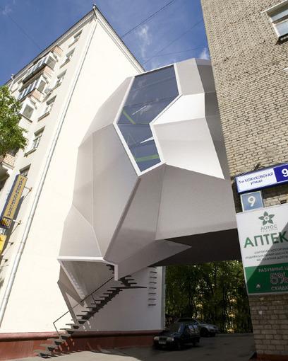 parasit house - za bor architects | CRAW | Scoop.it