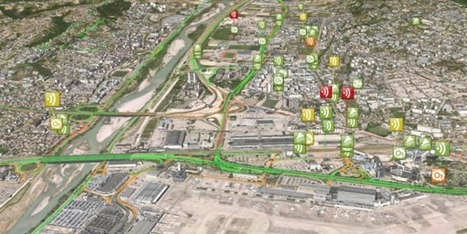 Comment Nice va développer ses solutions smart city | Innovations urbaines | Scoop.it