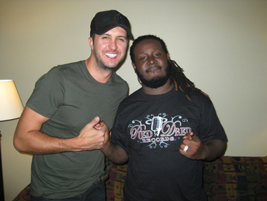 Luke Bryan to Collaborate With Rapper T-Pain? | country music | Scoop.it