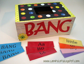 Camp Slop: BANG! Sight Word and Alphabet Game   Learning Games   Scoop.it