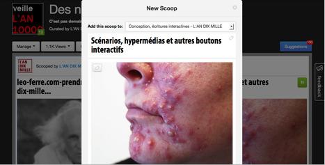 Scénarios, hypermédias et autres boutons interactifs | Conception, écritures interactives | Scoop.it
