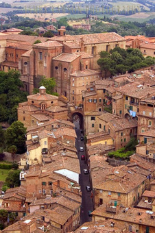 Siena, Italy.   Beautiful places.   Scoop.it