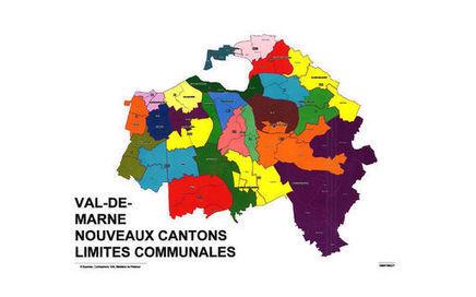 Les conseillers généraux émettent un avis favorable au projet de redécoupage des cantons | Conseil général du Val-de-Marne | Charentonneau | Scoop.it