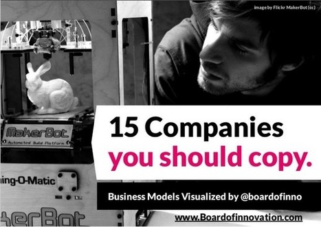 15 business models to copy | ORG @nd beyond | Scoop.it