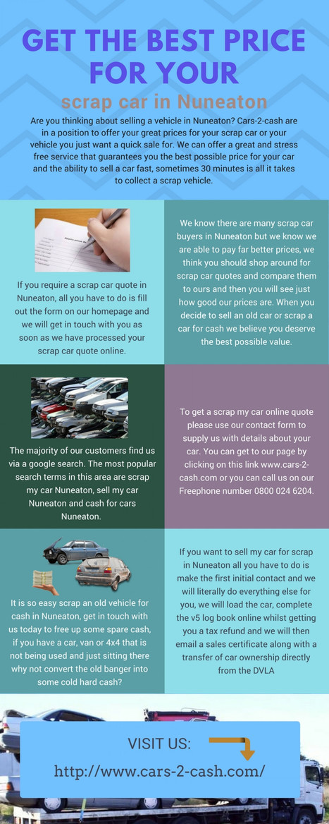 Quick Car Sale And Free Scrap Car Quote Ilkesto