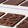 Ivy Custom Tile