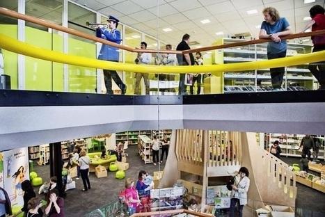 Genève : Le futur façonne nos bibliothèques | Coopération, libre et innovation sociale ouverte | Scoop.it