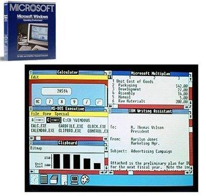 Que de souvenirs !! 30 ans de #Windows : Windows 1.0 à Windows 10 en images | #Security #InfoSec #CyberSecurity #Sécurité #CyberSécurité #CyberDefence & #DevOps #DevSecOps | Scoop.it