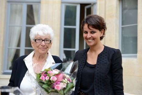 Hommage : les 30 ans de la loi Roudy sur l'Égalité Professionnelle Najat Vallaud-Belkacem   Egalité hommes-femmes   Scoop.it