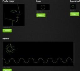 Social Media Image Maker. Soigner son image sur les réseaux sociaux.   Les outils du Web 2.0   Scoop.it