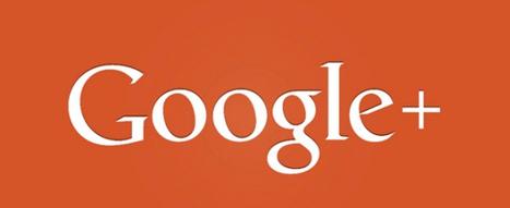 5 Big Reasons Why You Should Consider Google Plus Marketing - Jeffbullas's Blog | GooglePlus | Scoop.it