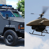 Police Drone Crashes into Police | #DroneWatch | Scoop.it
