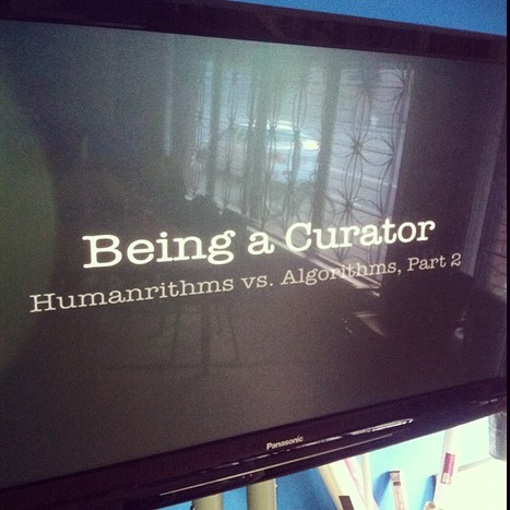 Classes @pariSoma: The Art of Curation | pariSoma: Coworking & Collaborating | Scoop.it