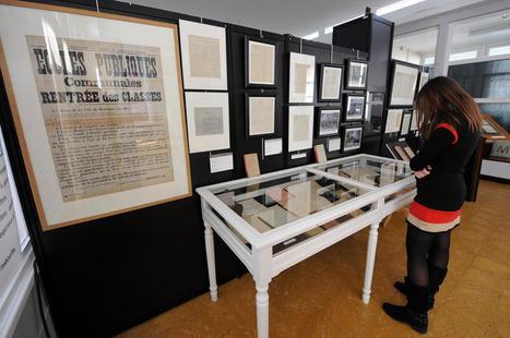 Boulogne: «L'école dans la grande guerre», une expo passionnante présentée à l'école-musée | Tourisme Boulogne-sur-Mer | Scoop.it